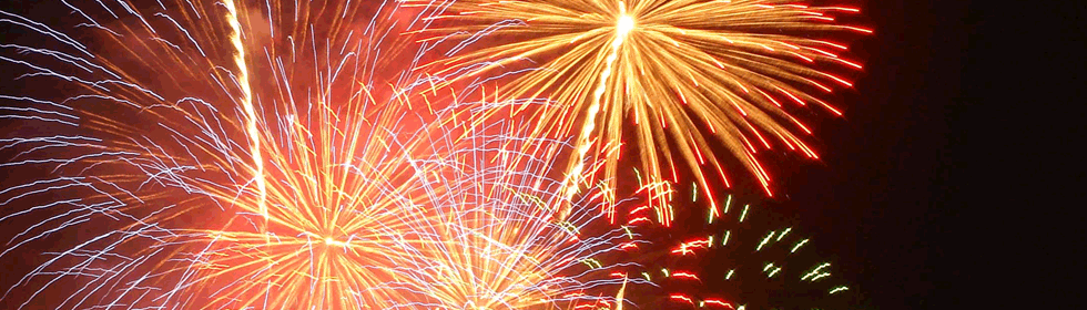 Major Economic Benefits from Fireworks Show