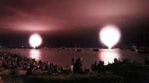 Big Bay Boom Fireworks 2012