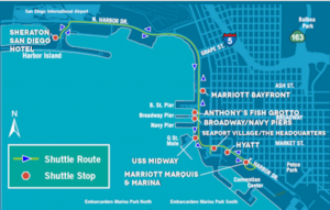 Port of San Diego Shuttle